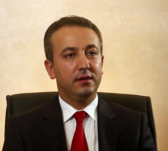 Hakan Öztürk  MAKEL Genel Müdürü