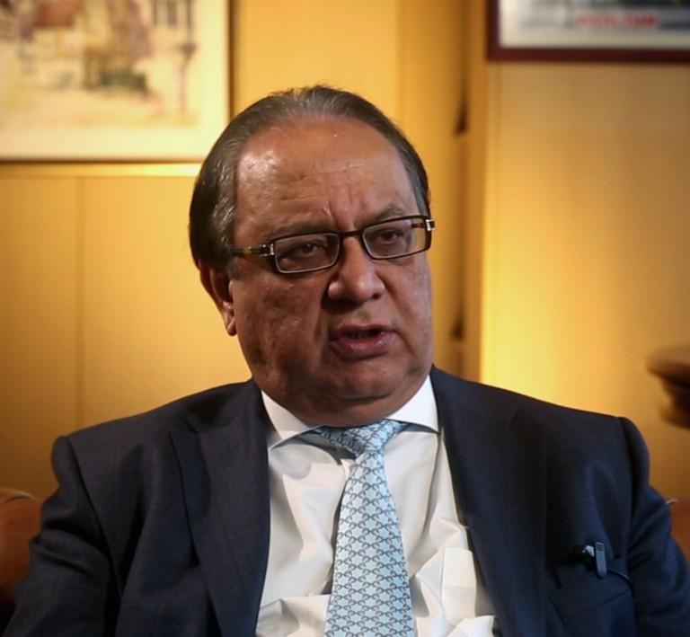 Turan Erdoğan  VESTEL CEO
