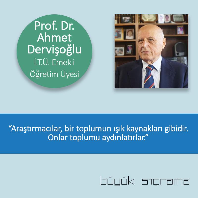 ahmet dervişoğlu